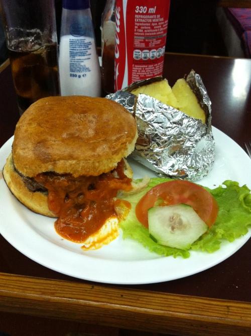 Hickory BBQ : melhor molho de barbecue que já provámos.